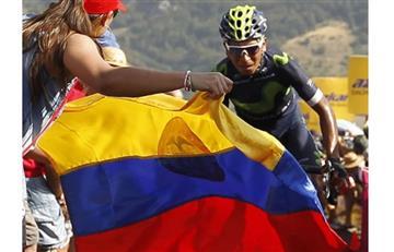Nairo Quintana podría correr en Colombia
