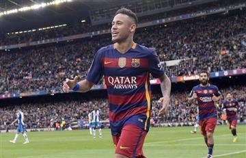 Neymar es la envidia de todos los fanáticos del rock