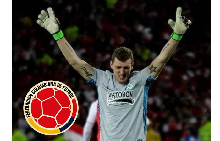Selección Colombia: ¿Armani debe ser convocado?