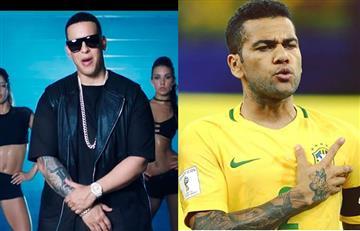 """""""Shaky Shaky"""": la canción de Daddy Yankee en la voz de Dani Alves"""