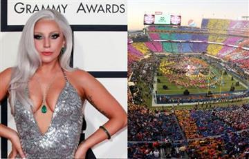 Super Bowl: Lady gaga elegida para el show del medio tiempo