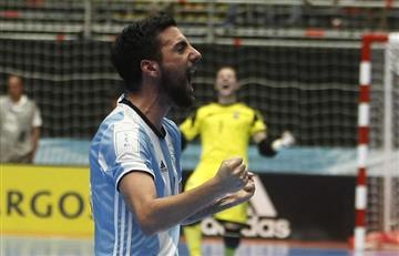 Argentina, campeón del Mundial Futsal Colombia 2016