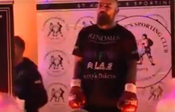 Este boxeador muere, luego de su combate