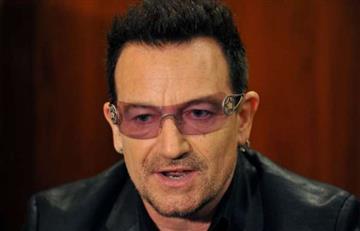 Hasta el cantante de U2 habló del plebiscito