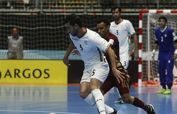 EN VIVO: Argentina vs Rusia gran final de futsal