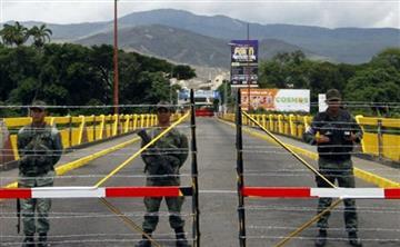 Plebiscito: Fronteras de Colombia estarán cerradas el domingo