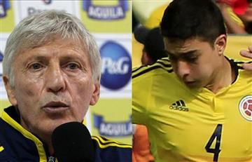 Selección Colombia: la posible razón por la que convocan a Stefan Medina