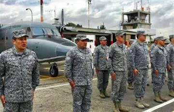Fuerza Aérea comprometida con la jornada de votaciones en el Amazonas