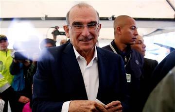"""Plebiscito: Humberto De la Calle: """"invito a los colombianos a votar"""""""