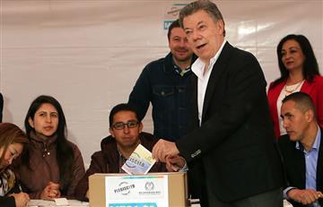 """Juan Manuel Santos: """"Todos debemos ser parte de este día histórico"""""""