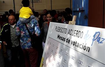 Plebiscito: Así transcurre la jornada de votaciones en Casanare