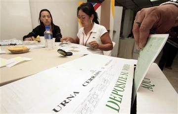 Plebiscito: Así transcurren la jornada de votaciones en Arauca