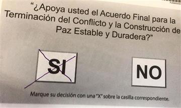 Plebiscito: así votaron los colombianos en el exterior