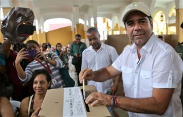"""Plebiscito: Char: """"Hasta las 4pm es tiempo suficiente para votar"""""""