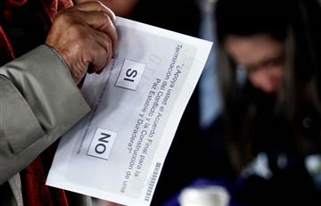 Plebiscito: Resultados de Bogotá