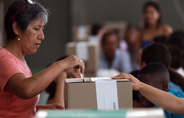 Plebiscito: Resultados de la Región Orinoquía