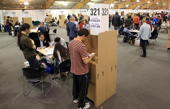 Plebiscito: Resultados de la Región Pacífica