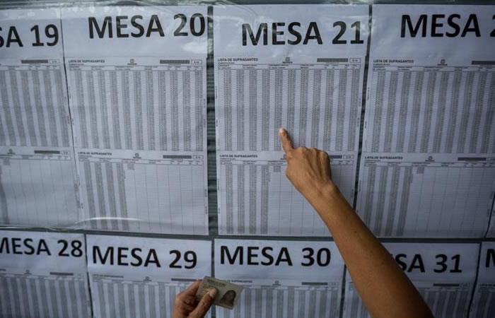 Plebiscito: resultados Medellín