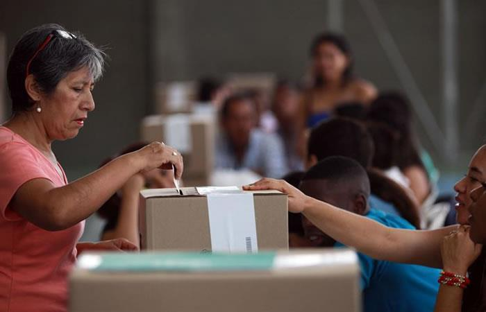 Plebiscito: Resultados Región AmazonÍa