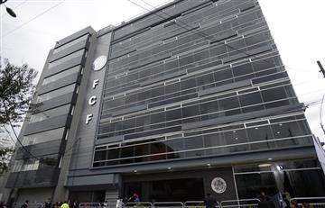 Federación Colombiana de Fútbol inauguró sede en Bogotá