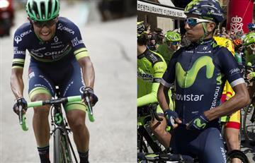 Nairo Quintana lidera el mejor equipo del mundo de ciclismo