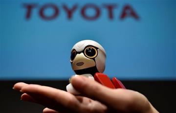 Toyota: Robot Kirobo doméstico saldrá en 2017