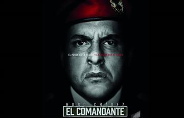 """Vea el trailer de la serie """"El comandante Hugo Chávez"""""""