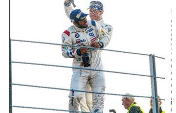 Yacamán logra el quinto podio de la temporada
