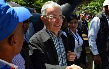 Álvaro Uribe propuso amnistía para guerrilleros