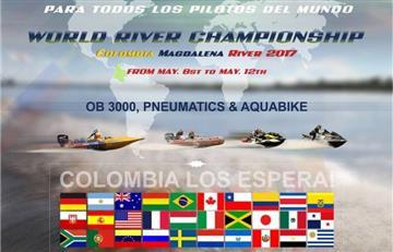 Colombia será sede mundial de motonáutica en 2017