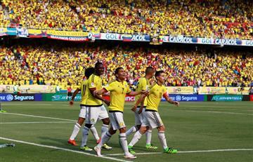 Colombia vs. Paraguay: hora y transmisión