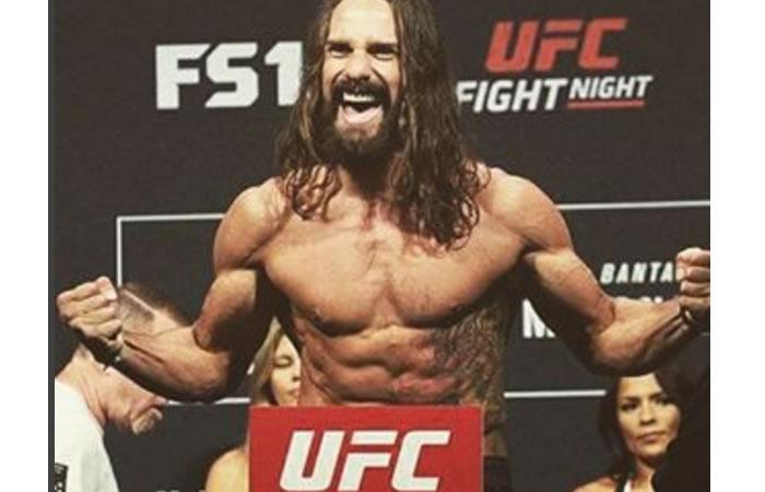 Este famoso luchador de la UFC está al borde de la muerte