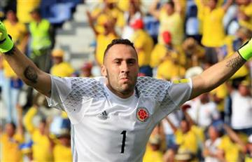 Selección Colombia: David Ospina por fin se incorporó a la 'tricolor'