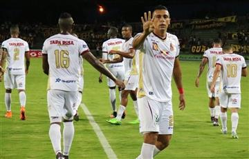 Copa Colombia: Tablas entre Tolima y Junior en Ibagué