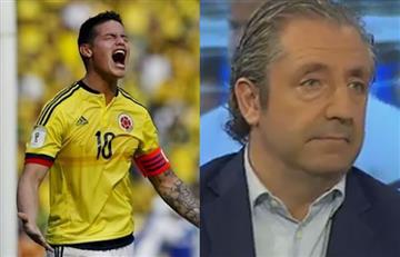 James Rodríguez: prensa española critica su convocatoria a la selección