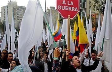 Marcha del silencio por la paz este miércoles