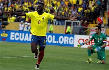 Ecuador le complicó la eliminatoria al campeón de América
