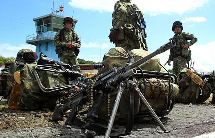 ¿El Ejército cambió su discurso ante la derrota del Sí?