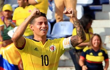 James Rodríguez y una esperanza de que juegue