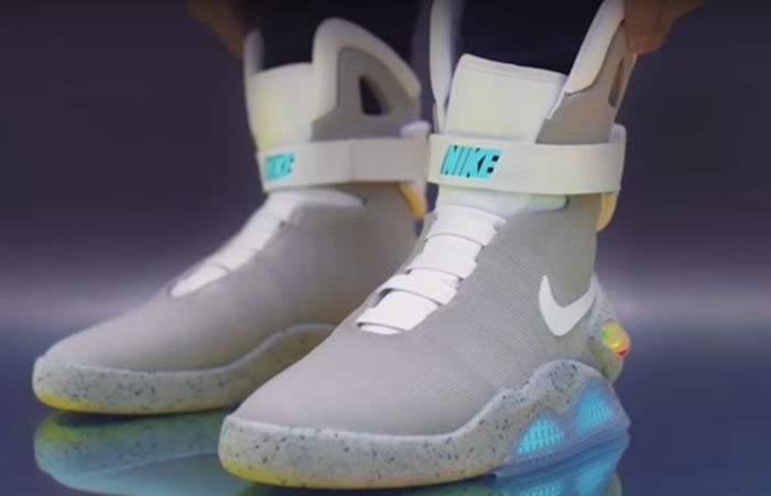 Las Nike de Marty McFly podrían ser tuyas. Foto: Youtube