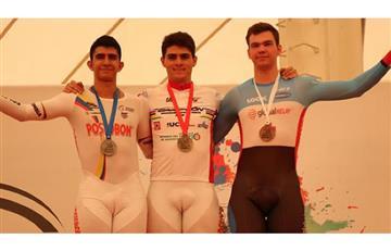 Selección Colombia consigue récord en Panamericano de Ciclismo