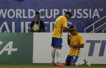 Brasil fue el Goliat que todos esperaban
