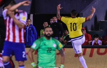"""Cardona definió de gran forma"": DT de Paraguay"