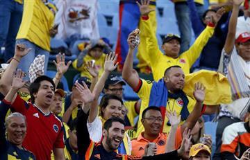 Colombia venció a Paraguay y nadie vio esto
