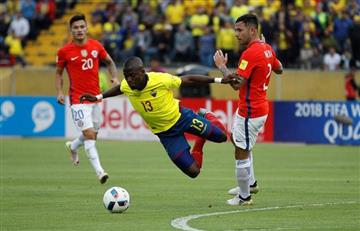 En FOTOS y VIDEO, la goleada de Ecuador a Chile