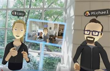 Facebook: Demo de realidad virtual muestra el futuro de la red social