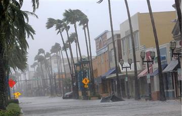 Florida: Huracán Matthew azotó la costa este de Estados Unidos
