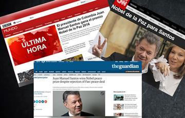 Juan Manuel Santos: Así registran los medios internacionales la noticia