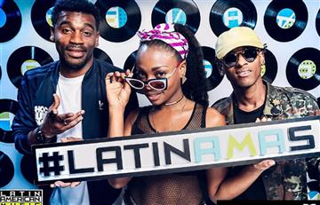 Latin American Music Awards: Así se presentó ChocQuibTown