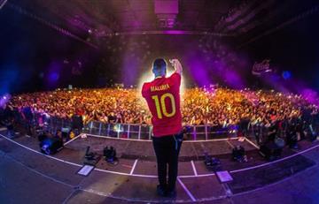 Maluma: Así fue como se vivió el primer concierto en España
